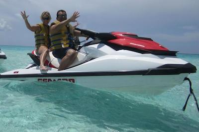 Jet Ski Grand Cayman