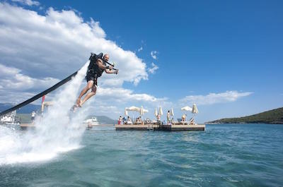 Jetpack Flying in Malta