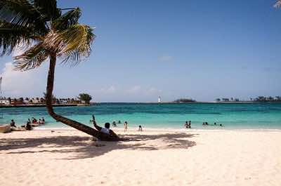 Junkanoo Beach in Nassau
