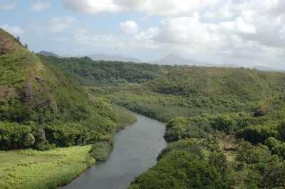 Kamokila Hawaiian Village in Kauai