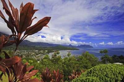 Kaneohe Bay in Oahu