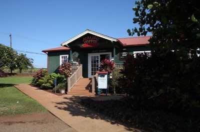 Kauai Coffee Company in Kauai