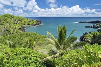 Kaumahina State Wayside Park in Maui