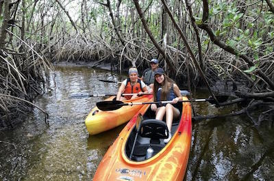 Kayak Tours and Rentals in Naples