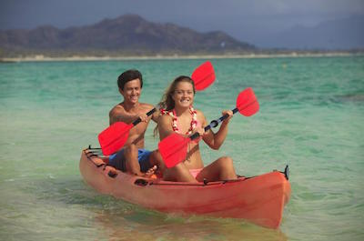 Kayak Tours in Maui