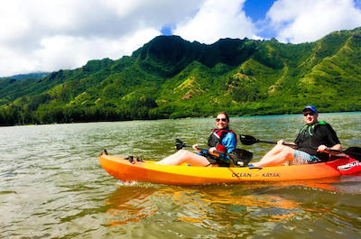 Kayaking & Canoeing In Oahu