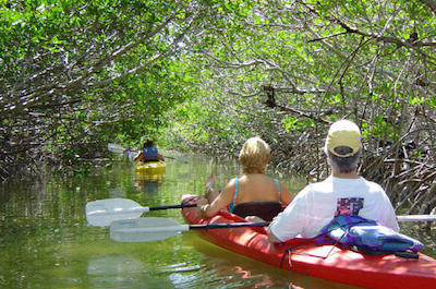Kayaking & Canoeing in San Juan