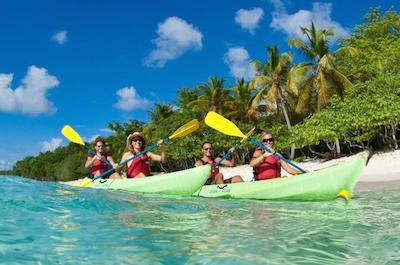 Kayaking & Canoeingin St. John