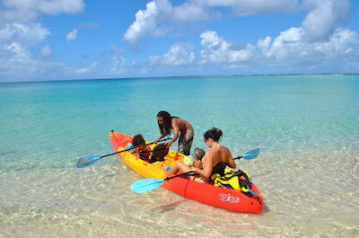 Kayaking & Canoeing in St. Martin