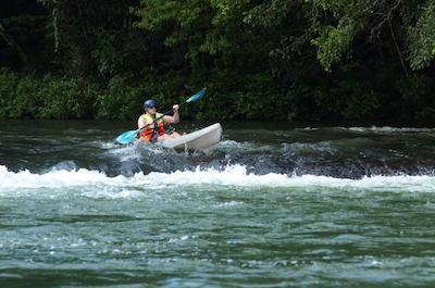 Kayaking and Canoeing Tours in San Ignacio
