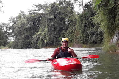 Kayaking tours in Arenal