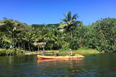 Kayaking Tours in Kauai