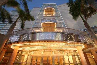 Knight Concert Hall at The Adrienne Arsht Center