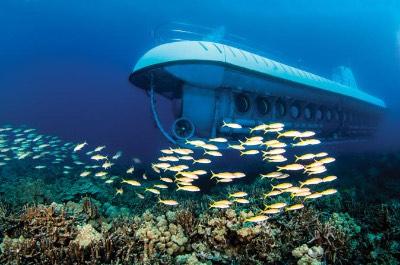 Kona Submarine Adventure and Royal Kona Resort Luau