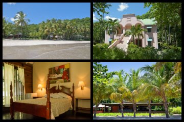 best Grenada resorts - La Sagesse Hotel