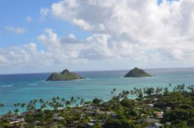 Lanikai Pillbox Hike in Oahu