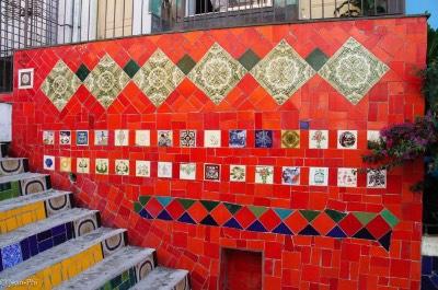 Lapa Neighborhood in Rio de Janeiro