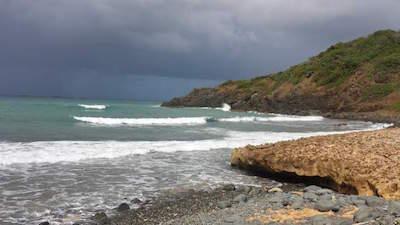 Las Cabezas de San Juan Reserve