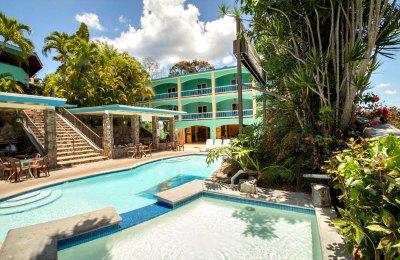 Lazy Parrot Inn Hotel Puerto Rico