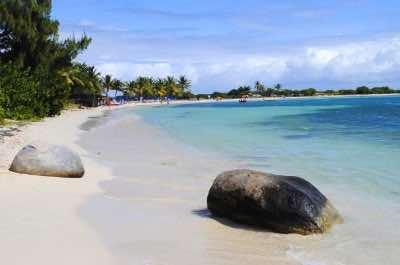 Le Galion Beach in St. Martin