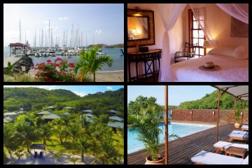 best Grenada resorts - Le Phare Bleu Marina &