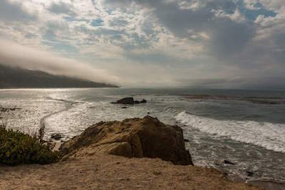 Leo Carrillo State Park and Beach in Malibu