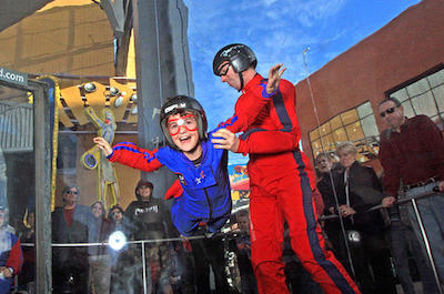 Los Angeles Indoor Skydiving for First Time Flyers