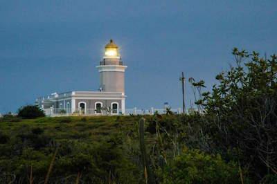 Los Morrillos Light - El Faro, Cabo Rojo