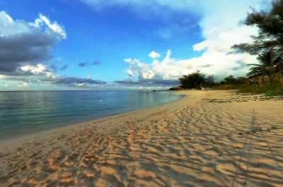 Love Beach in Nassau