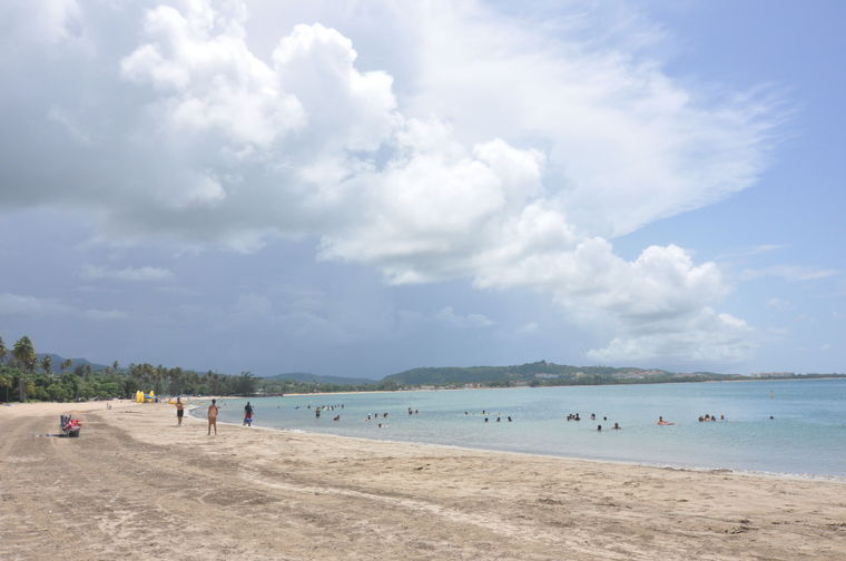 Luquillo Beach/Balneario Monserrate