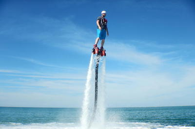 Luquillo Beach Flyboard Experience in San Juan