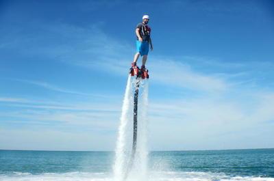 Luquillo Beach Flyboard Experience in San Juan
