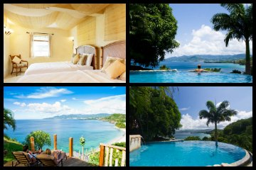 best Grenada resorts - Maca Bana