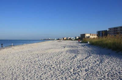 Madeira Beach in St. Petersburg