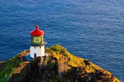 Makapu'u Lighthouse in Honolulu