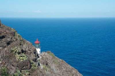 Makapuu Point Lighthouse Hike in Oahu