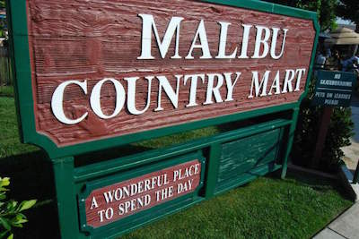 Malibu Country Mart in Malibu