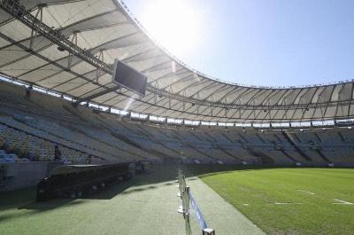 Maracanã Stadium in Rio de Janeiro