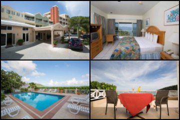 Maria's by the Sea Resort Tortola