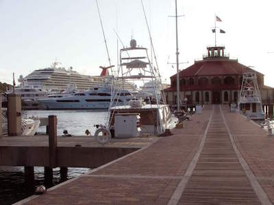 St. Thomas Marina at Yacht Haven Grande