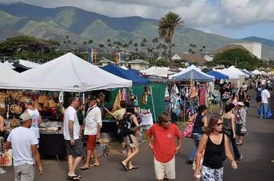 Maui Swap Meet in Maui