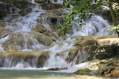 Mayfield Falls – Negril, Jamaica