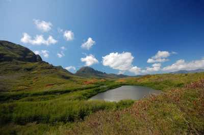 Menehune Fish Pond in Kauai