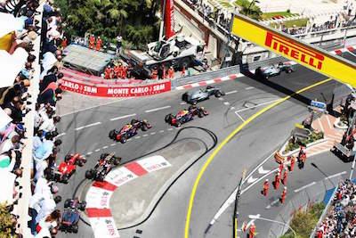 Monaco Grand Prix in Monaco