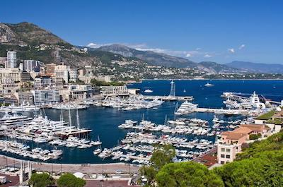 Small-Group French Riviera in One Day Tour in Monaco