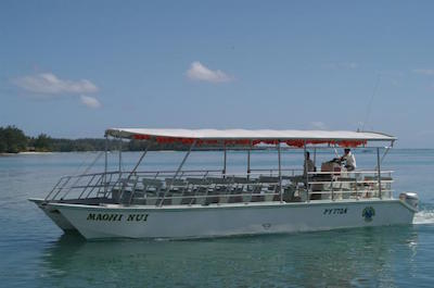 Moorea Lagoon Snorkeling Cruise and Island Picnic