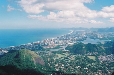 Morro da Urca in Rio de Janeiro
