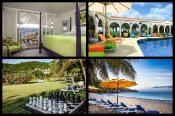 best Grenada resorts - Mount Cinnamon