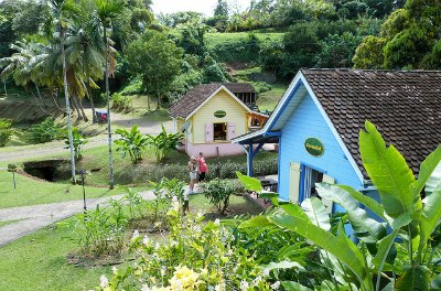 Le Musee de la Banane (The Banana Museum) in Martinique