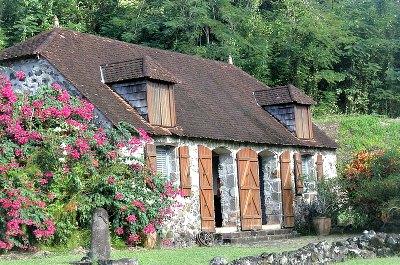 Musee de la Pagerie in Martinique